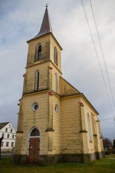 Kaple Navštívení Panny Marie v Přehýšově