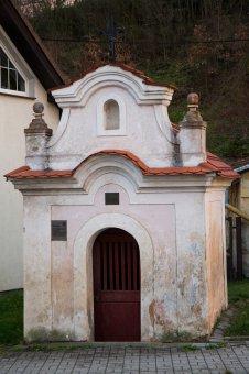 Kaplička a zvonice v Rybnici