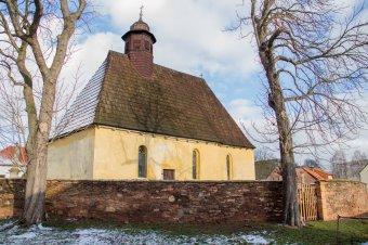 Kostel Narození Panny Marie ve Stvolnech