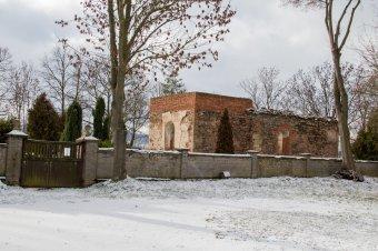 Kostel sv. Petra a Pavla ve Vísce u Stvolen