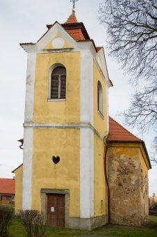 Kostel sv. Blažeje ve Vysoké Libyni