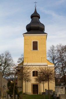 Kostel sv. Filipa a Jakuba v Žihli