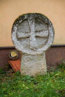Smírčí kámen u Žihle