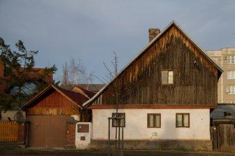 Venkovské usedlosti v Žihli