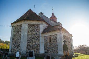 Kostel sv. Markéty v Chomli