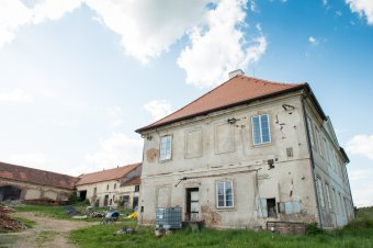 Fara v Drahoňově Újezdě (čp. 1)