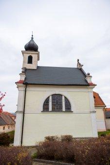 Kaple sv. Jana Nepomuckého v Ejpovicích