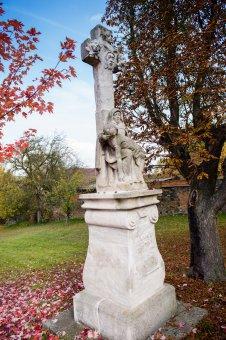 Sousoší Piety v Hřešihlavech