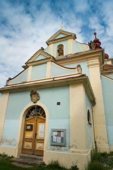Kostel sv. Josefa v Mirošově