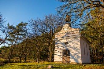 Kaple sv. Vojtěcha v Mýtě