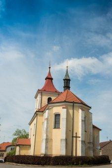 Kostel sv. Jana Křtitele v Mýtě