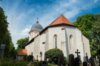 Kostel sv. Štěpána u Mýta