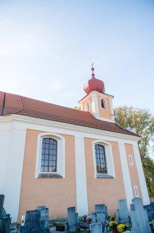 Kostel sv. Martina v Přívěticích