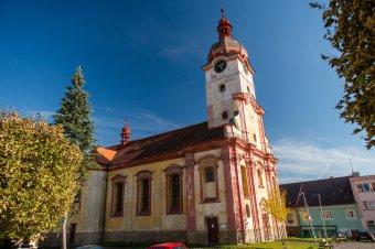 Kostel sv. Václava v Radnicích