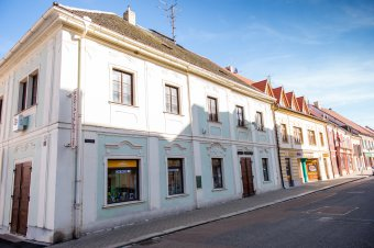 Historické jádro města Rokycan
