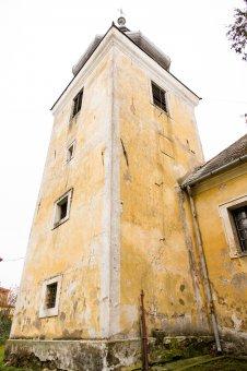 Kostel sv. Václava ve Skořicích