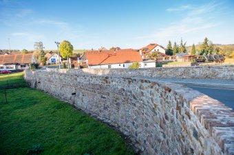 Silniční most v Terešově