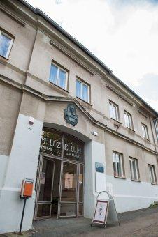 Městské muzeum ve Zbiroze