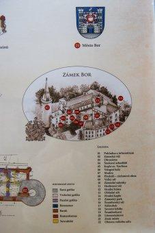 Zámek Bor u Tachova  (čp. 259)