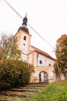 Kostel sv. Jakuba v Brodu nad Tichou