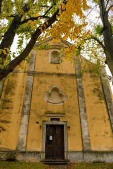 Kostel Povýšení sv. Kříže v Chodském Újezdu
