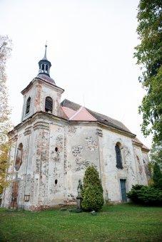Kostel sv. Martina v Damnově