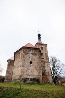 Kostel sv. Jakuba v Domaslavi