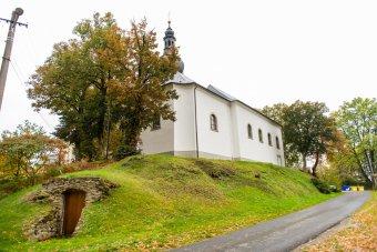 Kostel Archanděla Michaela v Dubci