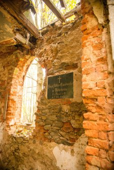Kaple sv. Jana Nepomuckého v Halži