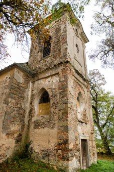 Kostel sv. Mikuláše v Holostřevech
