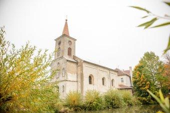 Kostel sv. Markéty v Hošťce