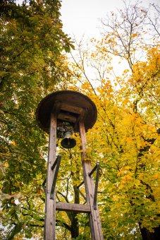 Zvonička v Kočově