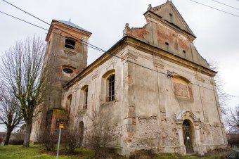 Kostel Nanebevzetí Panny Marie v Kšicích
