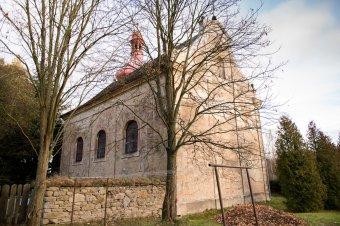 Kostel sv. Prokopa v Lestkově