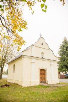 Kaple v Lomu u Tachova