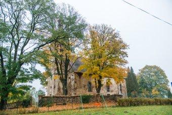 Kostel Archanděla Michaela v Michalových Horách