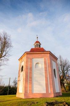 Kaple sv. Jana Nepomuckého v Nedražicích