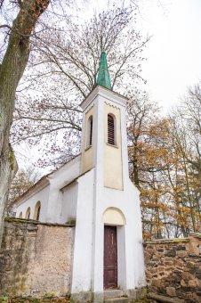 Kaple sv. Jana Nepomuckého v Olbramově