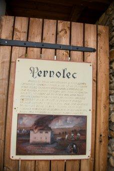 Sýpka (bývalá tvrz) v Pernolci