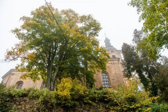 Kostel sv. Bartoloměje v Pístově