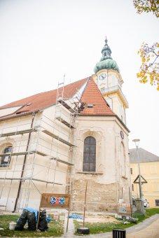 Kostel Nanebevzetí Panny Marie v Plané