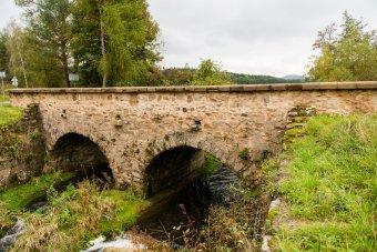 Silniční most v Prostiboři