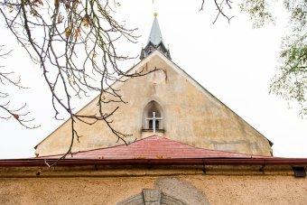 Kostel sv. Martina v Racově