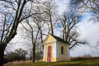 Kaple ve Slavicích