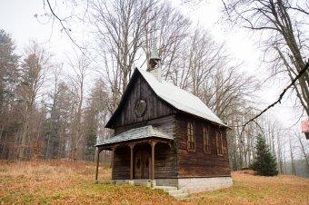 Kaple u Ostrůvku u Staré Knížecí Huti