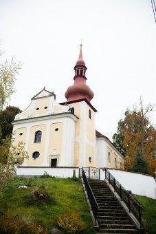 Kostel sv. Prokopa a Oldřicha ve Starém Sedlišti