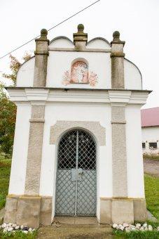 Kaple ve Štokově