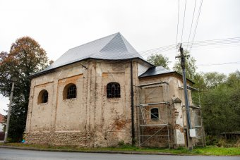 Kostel sv. Ducha ve Stráži