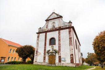 Kostel sv. Václava ve Stráži