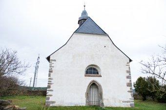 Kostel sv. Petra ve Stříbře